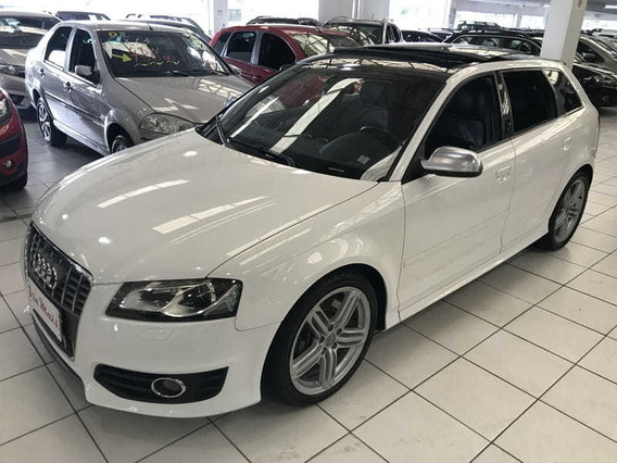Audi S3 Sportback Quattro S-tronic 2.0 Tfsi 16v 2011