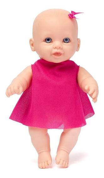 Boneca Bambola Coleção Bambolete Vinil 20 Cm Bambola