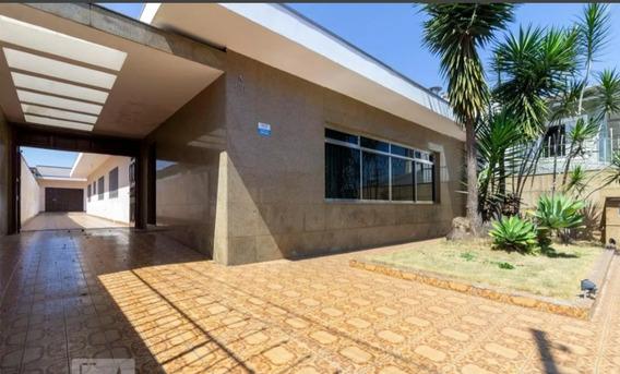 Casa Térrea Ótima Para Clinica De Repouso Ou Escola Infantil