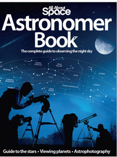 Ingles U K - All About Space - Astronomer Book - 180 Paginas