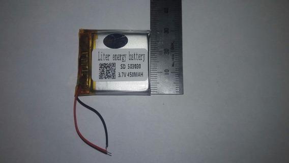 4 Baterias Rastreador 3,7v