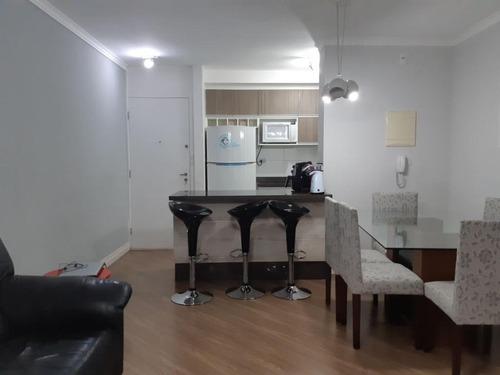Apartamento Com 3 Dormitórios À Venda, 69 M² Por R$ 425.000,00 - Vila Lúcia - São Paulo/sp - Ap7755