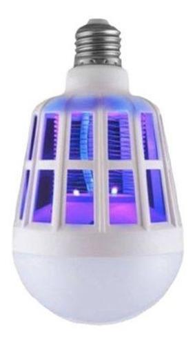 Kit 10 Lampadas Mata Mosquitos 20w Bivolt