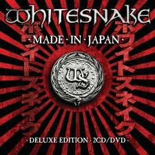 Whitesnake - Made In Japan (2cd+dvd) - E
