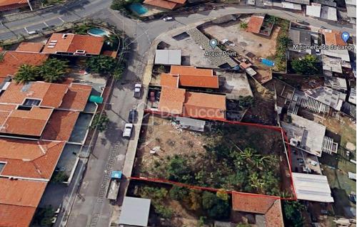 Imagem 1 de 3 de Terreno À Venda Em Jardim Paranapanema - Te009327