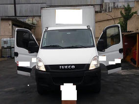 Iveco Daily 35s14 2014 No Baú Unico Dono Estado De Zero Km