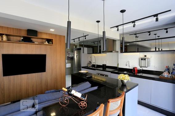 Apartamento Para Aluguel - Brooklin, 1 Quarto, 43 - 893097928