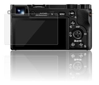 Mica Cristal Templado 9h Para Sony A5000 A6000 A6300 A6400 A6500