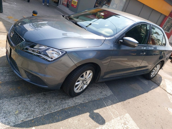 Seat Toledo Reference 1.6 At 2016