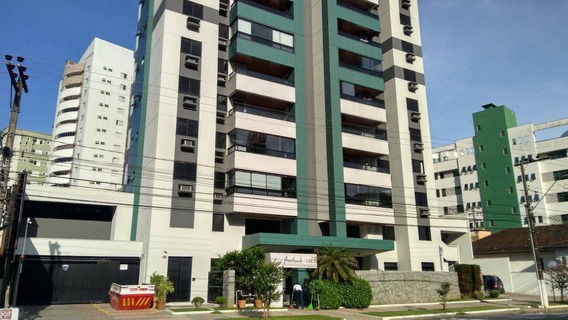 Apartamento Com 3 Dormitórios, 99 M² - Venda Por R$ 360.000,00 Ou Aluguel Por R$ 1.600,00/mês - Victor Konder - Blumenau/sc - Ap0533