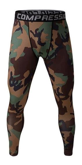 Compresion Pants Pantalones Hombre Gym Ejercicio Crossfit