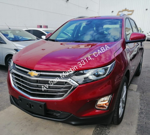 Chevrolet Equinox 1.5t Premier 4wd 0km 2021 Mmm2