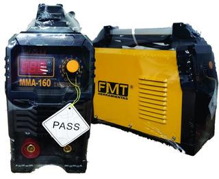 Soldadora Inverter Mma 160 Igbt Elect. 1.6-3.2 Accesorios E