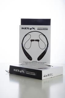 Auricular Kelyx Kls01 Bluetooth Deportivo Y Estereo