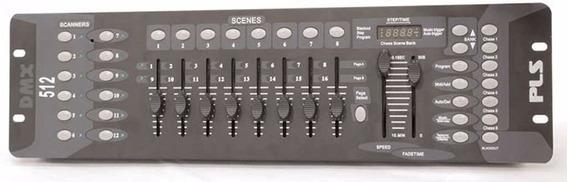 Controlador De Iluminação Pls Dmx1216 - Tc0011
