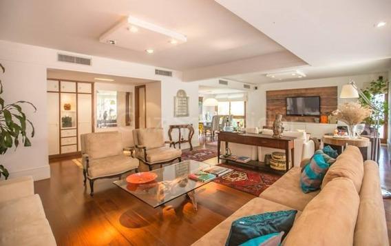 Apartamento Em Bela Vista Com 3 Dormitórios - Rg5818