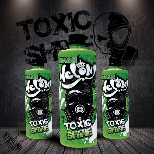 Toxic Shine | Mash Melon | Acondicionador | 600cc