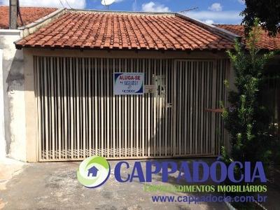 Casa Para Locação Jardim Etemp, São José Do Rio Preto 2 Dormitórios Sendo 1 Suíte, 1 Sala, 2 Banheiros, 1 Vaga 80,00 Construída - Cs01447 - 4316754