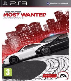 Need For Speed Most Wanted Ps3 Psn Digital Envio Na Hora