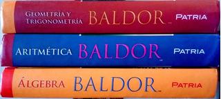 Serie Baldor 2 Ed Algebra Aritmetica Geometria Cd Sellado