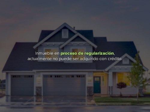 Casa Sola En Venta Lomas De Cuautepec