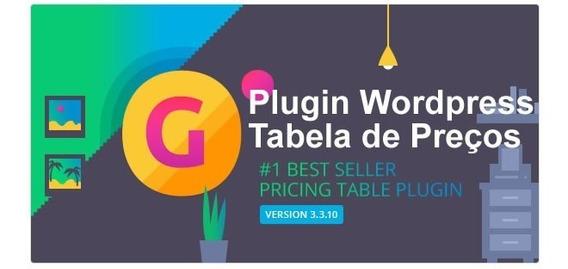 Go Pricing V3.3.11 - Plugin Wordpress Responsivo -tabelas