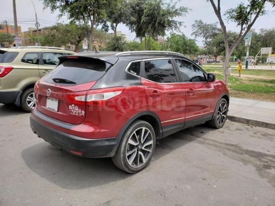 Nissan Qashqai 4x4 Full Exclusive