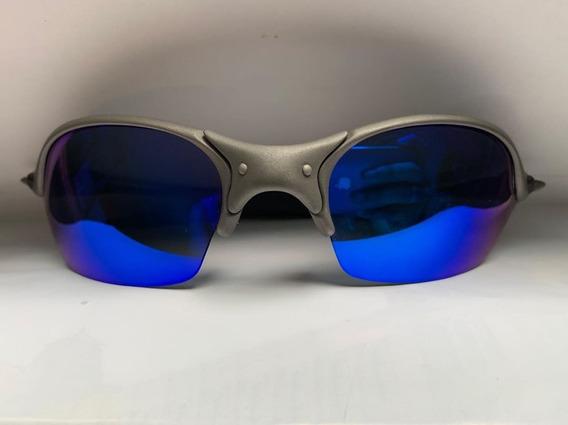 Oakley Juliet, Romeo 2 Azul Xmetal +certificado + Teste