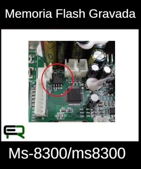 Ms-8300/ms8300 Memoria Flash Gravada