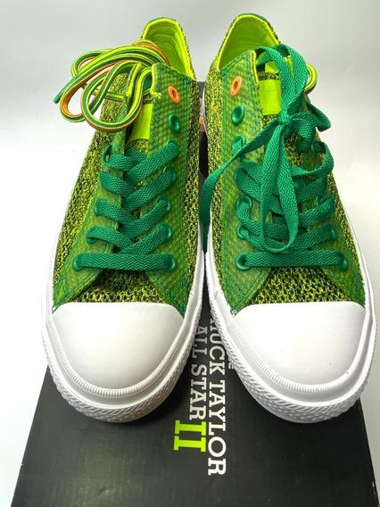 Tênis All Star Converse Amazon Green Verde 40 Unissex