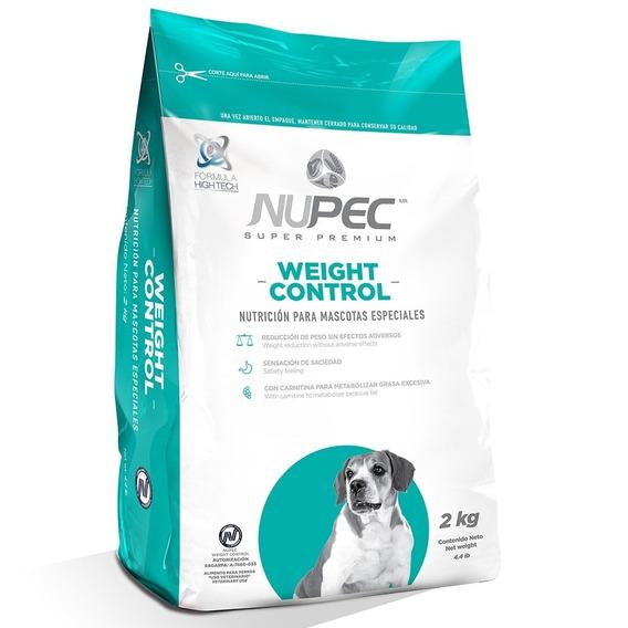 Alimento Croqueta Perro Adulto Nupec Weight Control 2 Kg
