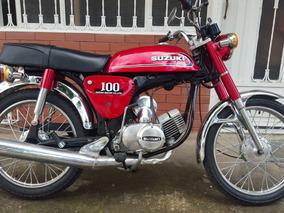 Suzuki A100 Modelo 1979 Clásica