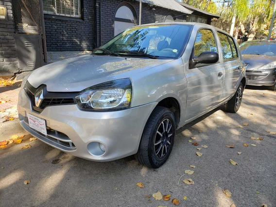 Renault Clio 1.2 Mío Authentique Pack, Anticipo Mas Cuotas