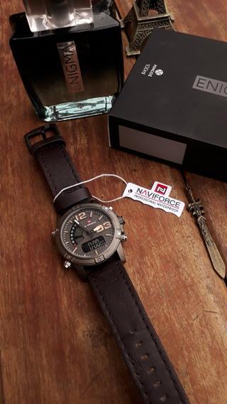Relógio Masculino Naviforce Nf9095m