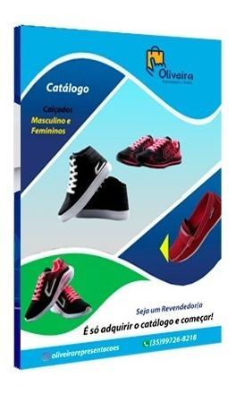 Catalogo Calçados Masculino E Feminino