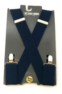 Suspensório Stacy Adams Original Azul