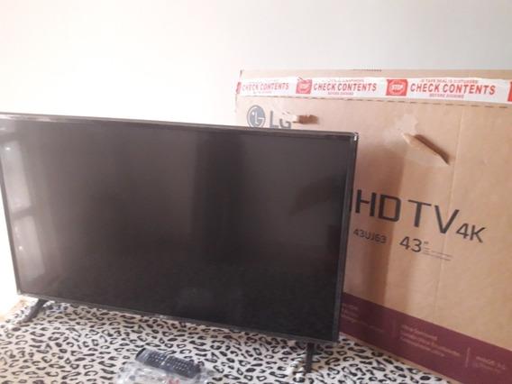 Televisor Led Lg 42 Pulgadas 4k Smartv Ultra Hd Wifi