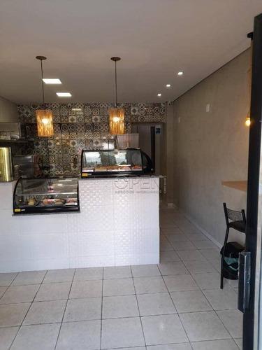 Cafeteria Em Rua De Grande Movimento Na Moóca - Pt0259