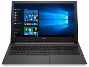 Notebook Dell Inspiron I15-5566-d10p Intel Core I3 - 4gb 1tb