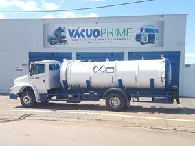 Caminhão Limpa Fossa / Combinado / Hidrojato 10 800 Litros