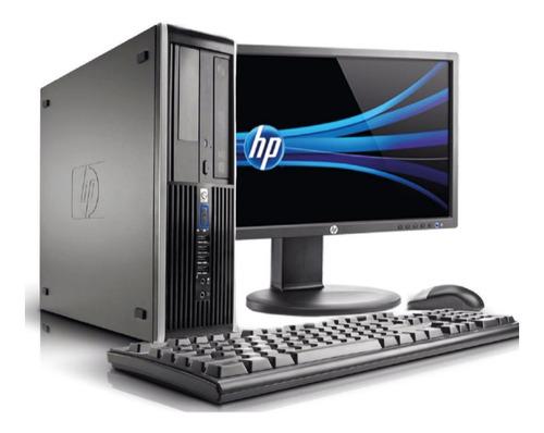 Imagem 1 de 9 de Computador Hp Core 2 Duo 6gb 160gb + Monitor 19 #maisbarato