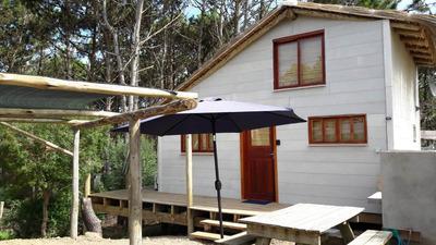 Cabaña Tradicional Moderna En Punta Del Diablo A Estrenar
