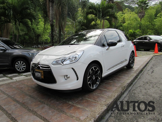 Citroen Ds3 N3 16ti Mt Coupe Cc1600