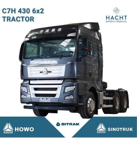 Sinotruk C7h 430 6x2 Tractor Sitrak Howo Tractocamión