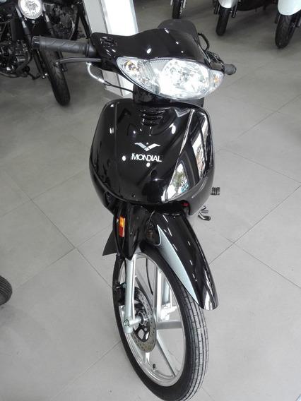 Mondial Ld 110 Max Full Motolandia