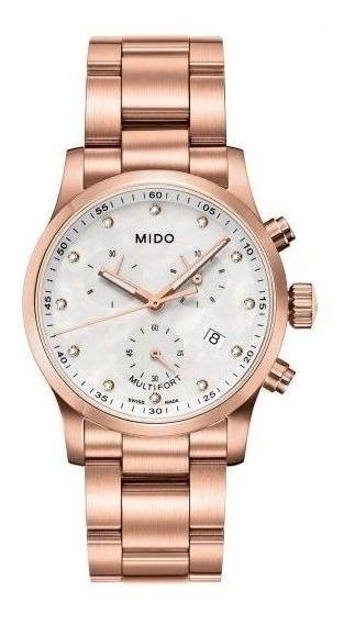 Reloj Mido M0052173311600 Para Dama Ext De Acero