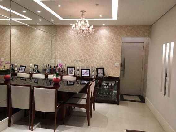 Apartamento Com 3 Dorms, Vila Dom Pedro Ii, São Paulo - R$ 650 Mil, Cod: 4021 - V4021