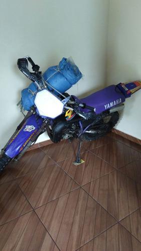 Imagem 1 de 15 de Yamaha Dt 200 Ano 94 Preta