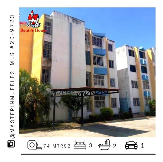 Apartamento En Venta Maracay La Morita Rah 20-9723 Mdfc