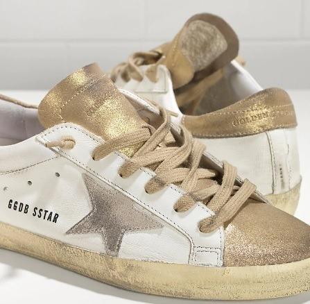 Tenis Sneaker Italiano 001 Golden Ggdb